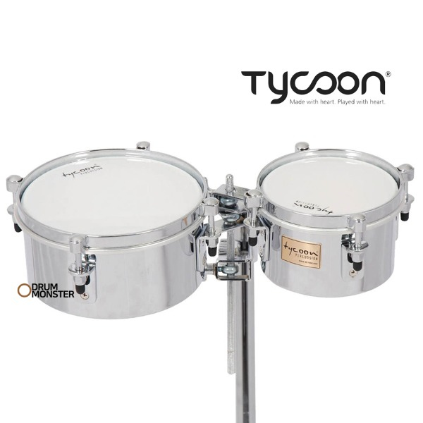 Tycoon 미니 팀발레스 Chrome Steel (TTI-68 C)