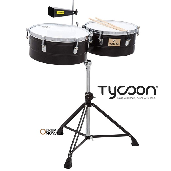 Tycoon 팀발레스 세트 Black Coated (TTI-1314 B)