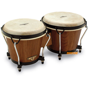 LP CP Traditional Bongos Dark Wood 트래디셔널 봉고(CP221-DW)