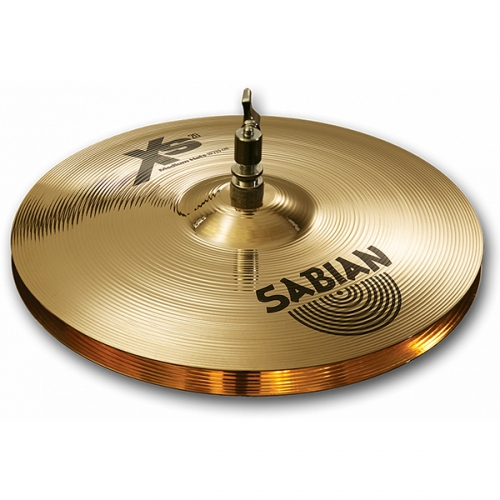 "SABIAN 14"" MEDIUM HATS XS20 BR"