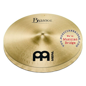 Meinl Byzance Traditional Soundwave 하이햇 14인치(B14MSW)