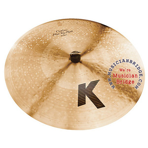 Zildjian - K Custom FLAT TOP 라이드 20인치